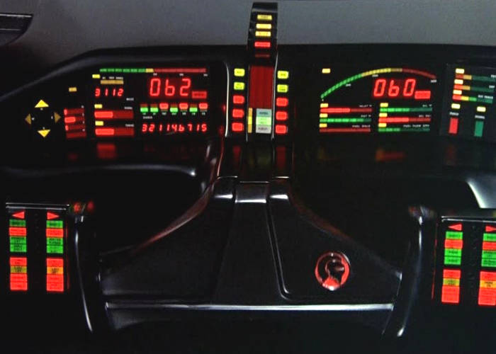 Cockpit 3./4. Staffel